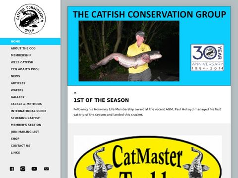 The Catfish Conservation Group