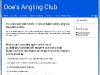 Does Angling Club