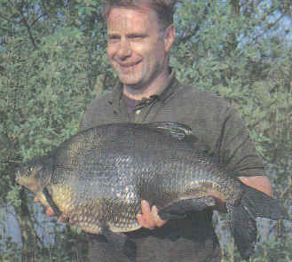Bream for Can fish drown
