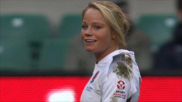 Fran Matthews - England Rugby