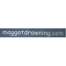 Maggotdrowning Sticker